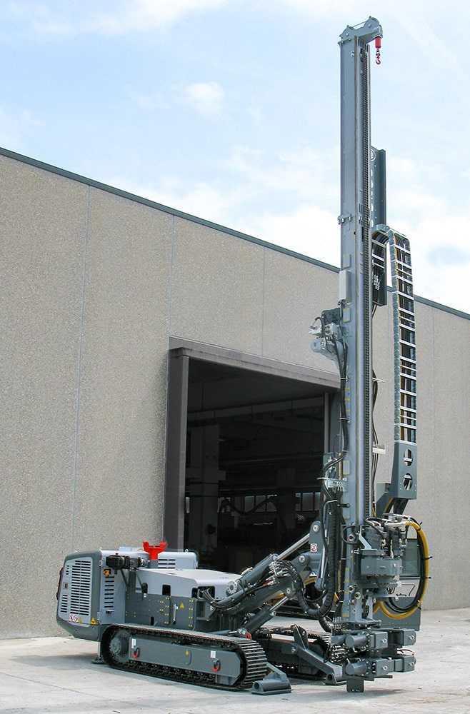 Casagrande C6-2 - Crawler drilling rig