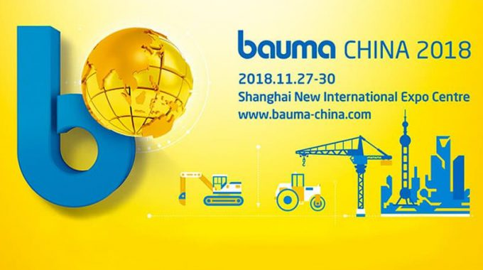 BAUMA CINA 2018 CASAGRANDE BOOTH E4.548