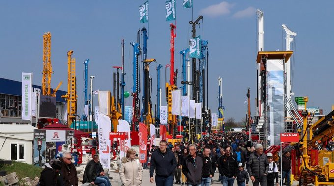 Thank You For Being Whith Us At Bauma 2019