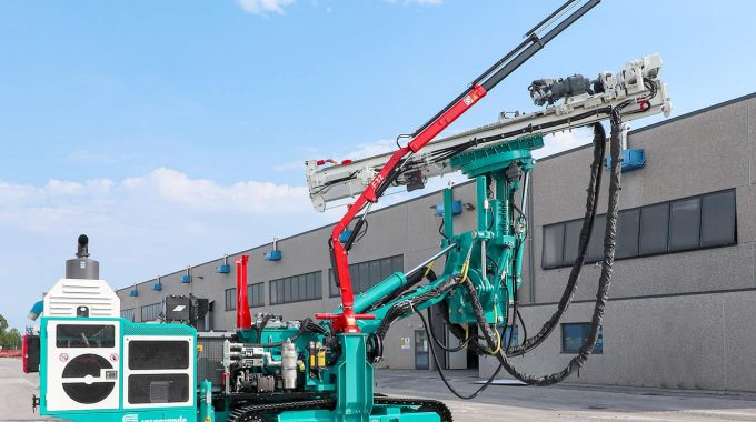 C7T XP-2 – A New Tunneling Drill Rig