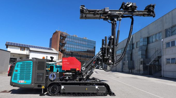 C6T XP-2 – A New Tunneling Drill Rig